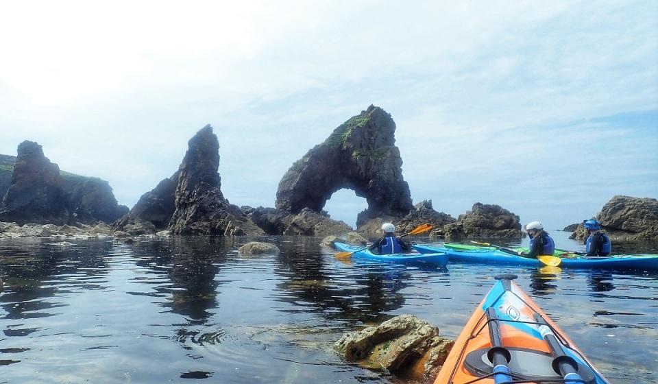 Sea Kayaking Donegal, Ireland