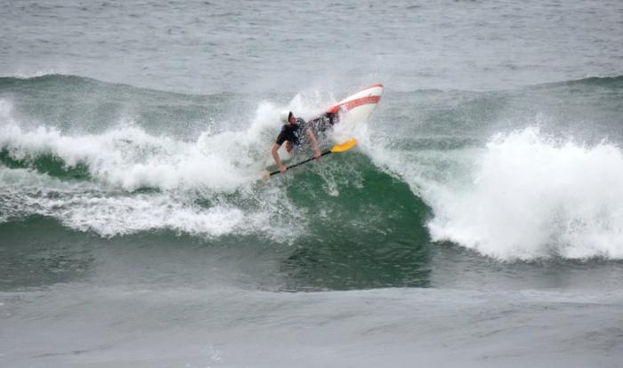 Kieran McDyre Kayak Surf Magheroraty