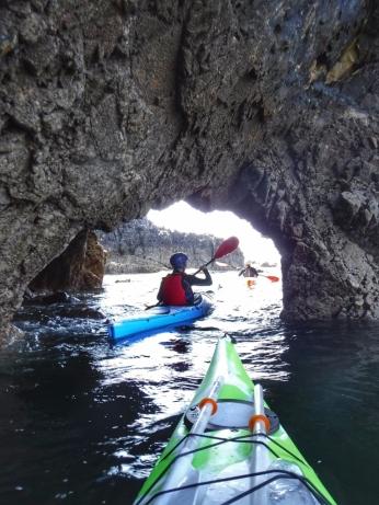 Classic sea arch