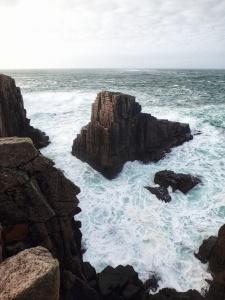 Gola Island sea stack