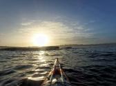 Sunset on Gola Island