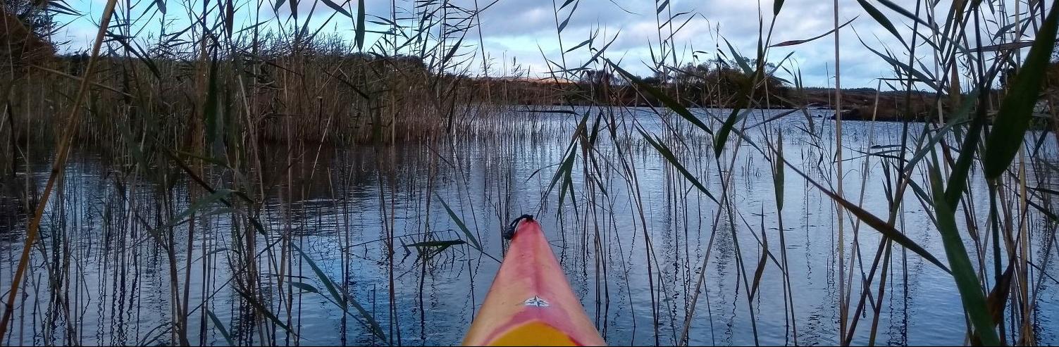 Sea Kayaking in Donegal Ireland